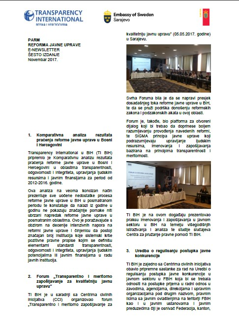 PARM Newsletter V